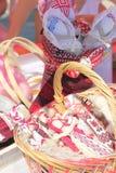 Doll motanka Stock Images