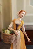 Doll in Museum of Yaroslavl, Russia Stock Photography
