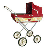 Doll's Pram Royalty Free Stock Image