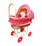 Doll's trolley Stock Images