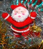Doll of Santa Claus Royalty Free Stock Photo