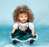 Doll. sits Stock Photos