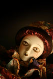 Doll study 04 Royalty Free Stock Photo