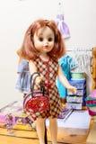Doll stuk speelgoed Stock Fotografie