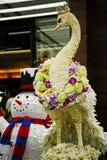 Doll swan Royalty Free Stock Photo