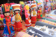Doll in Thailand Stock Photo