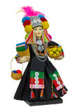 A doll from Thailand Royalty Free Stock Photo