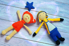 Doll toy Stock Photo