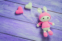 Doll toy Stock Images