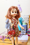 Doll toy Stock Photography