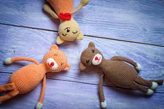 Doll toy Royalty Free Stock Images