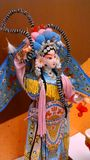 Doll traditional craft, Qing dynasty Royalty Free Stock Photo