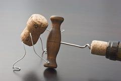 Doll van de buizen Stock Foto