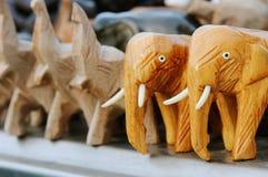 Doll van de olifant Stock Fotografie
