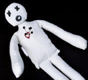 Doll van het voodoo Royalty-vrije Stock Afbeeldingen