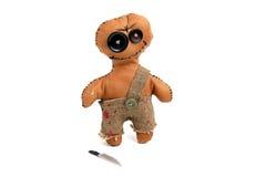 Doll voodoo Royalty-vrije Stock Foto