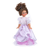 Doll in wedding dress Stock Photo
