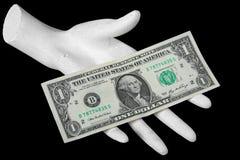 Dollar 2 Stockfoto