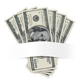 Dollar Arkivfoto