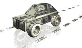 Dollar-3 Royalty Free Stock Photos
