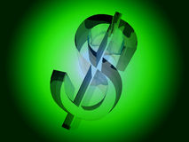 The Dollar 3 Royalty Free Stock Image