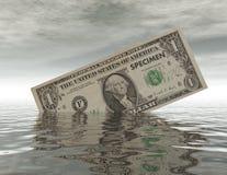 Dollar Photographie stock libre de droits