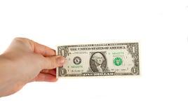 Dollar Stock Afbeelding
