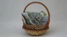 Dollar stock video