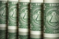 Dollar Royaltyfri Foto