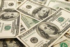 Dollar Royalty-vrije Stock Foto
