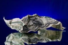dollar Royaltyfri Fotografi