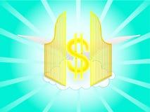 Dollar Royalty-vrije Stock Foto's