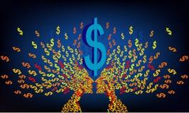 Dollar stock illustration