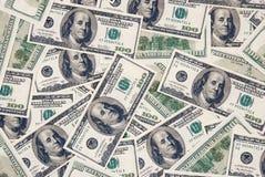 Dollar américain Photographie stock libre de droits