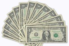 dollar anmärkningar Royaltyfri Bild