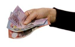 Dollar australien Photos stock