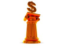Dollar award Stock Photos