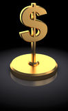 Dollar award Stock Photo