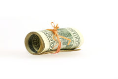 Dollar background Royalty Free Stock Photos