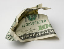 Dollar background Stock Photography