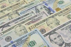 Dollar bank note money Stock Photo