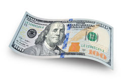 Dollar banknote Royalty Free Stock Photography