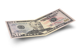 Dollar banknote Royalty Free Stock Image