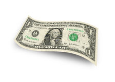 Dollar banknote Stock Photography