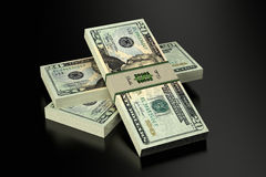 20-Dollar-Banknoten vektor abbildung