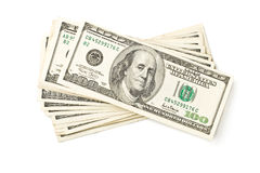 Dollar banknotes Royalty Free Stock Image