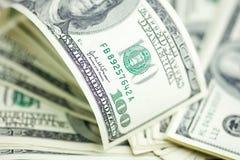 Dollar banknotes Stock Photo