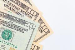 Dollar banknotes Royalty Free Stock Photography