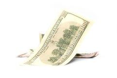 Dollar banknotes Stock Image