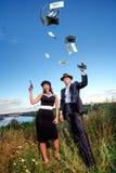 Dollar bien utilisé Photographie stock